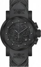 Invicta 28194 S1 Rally Men's 48mm Chronograph Black-Tone Gunmetal Dial Watch
