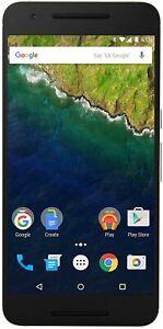 Nexus 6P 32GB - Aluminium-Silver (GSM Unlocked) Smartphone