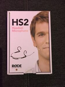 Rode HS2-P Large - Headset, Hautfarben - OVP, nie benutzt!