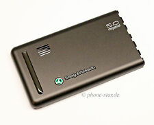 ORIGINAL SONY ERICSSON G900i BATTERY COVER AKKUDECKEL BACK HOUSING BRAUN NEU