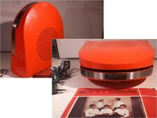 Mangiadischi Giradischi GRUNDIG PHONO-BOY corrente/batterie + dischi (era Penny)