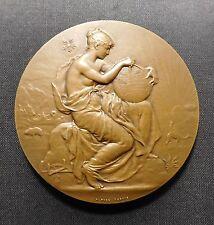 """Jolie medaille """" Touring club de France """" - par Alphée Dubois"""