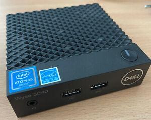 Dell Wyse 3040 N10D, Atom 2GB DDR3 SDRAM 8GB SSD