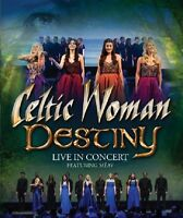 Celtic Woman – Destiny Live in Concert Feat. Meav DVD 2016
