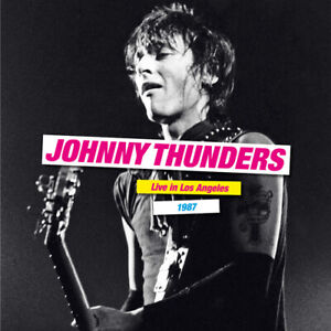Johnny Thunders - Live in Los Angeles 1987 - Record Store Day 2021 RSD