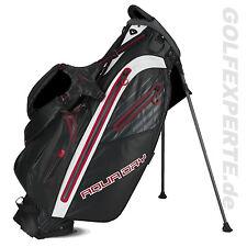Callaway Golf Men's Aqua Dry Lite wasserdichtes Stand Bag black-white-red 2.270g