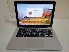 "Apple MacBook Pro Laptop - 2.3 GHz i5 4GB 320GB Cam SuperDrive 13.3"" A1278 SP11"