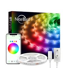 Gosund SL2-C NiteBird LED Stripe Streifen - 5m Lichtleiste Lichterkette Alexa