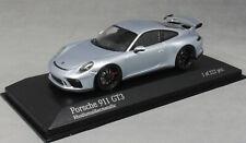 PORSCHE 911 GT3 997 Cup Präsentation 2011 MINICHAMPS 1:43 PROMO DEALER EDITION