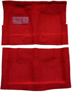 1965-1970 Oldsmobile 98 Carpet Replacement - Loop - Complete | Fits: 2DR