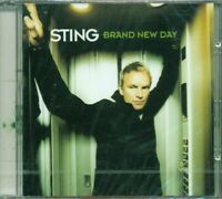 Sting - Brand New Day + Video Cd Sigillato