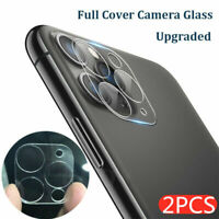 Full Cover Camera Len Tempered Glass Screen Protector For iPhone 11 Pro Max USA