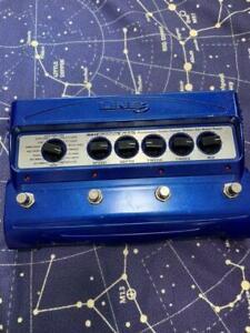 Line6 MM4 Modulation Modeler Guitar effect pedal Japan