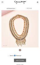 Mignonne Gavigan Pink Layne Necklace Sells For $725