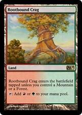 ROOTBOUND CRAG M13 Magic 2013 MTG Land RARE
