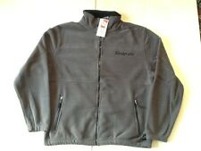 Snap-On Tools Zip Up Fleece Coat - Large - Grey w/Black
