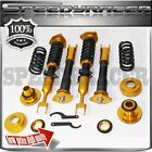 Fits 350z 2003-2008 Coupe Model Coilover Suspension kit NON ADJ. GOLD 2D ONLY