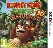 Donkey Kong Country Returns 3D | Nintendo 3 DS/2 Ds Nuevo (2)