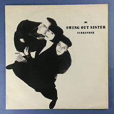Swing Out Sister - Surrender / Who's To Blame? Phonogram SWING-312 Ex Condition