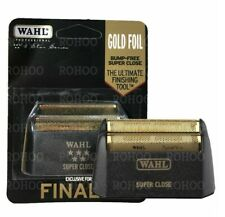 Wahl Finale 5 Star Replacement Shaver Foil Super Close 7043-100