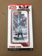 NEW Disney Star Wars Phone Case for iPhone 6/7 Plus Rey Storm Trooper