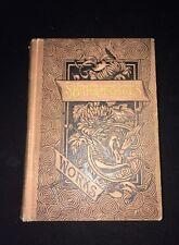 Rare WILLIAM SHAKESPEARE A Midsummer Nights Dream W.G. Clark & W.aldis Wright