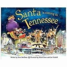 Santa Is Coming to Tennessee by Steve Smallman (2013, Hardcover)