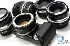 Mitakon Lens Turbo 2 Focal Reducer Sony NEX Speed Booster Minolta MD MC SR-NEX