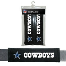 Dallas Cowboys Seat Belt Pads 2 Pack [NEW] Auto Car Seatbelt Shoulder NFL CDG