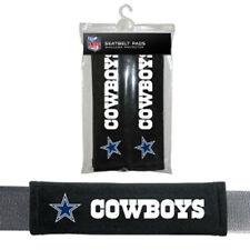 Dallas Cowboys Seat Belt Pads 2 Pack [NEW] Auto Car Seatbelt Shoulder NFL CDG