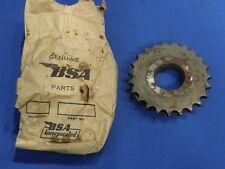 NOS BSA A10 Engine front sprocket RGS 65-2541  In original BSA bag     B883
