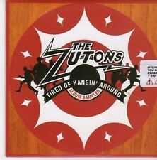 (CE617) The Zutons, Tired of Hangin' Around - 2005 DJ CD