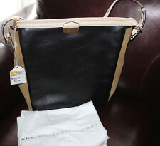 MARC BY MARC JACOBS SPOT ON COLORBOCKED HOBO BLACK MULTI $528