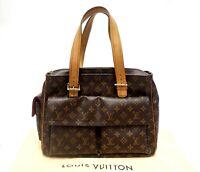 Authentic Louis Vuitton Monogram Shoulder Bag Purse Multipli Cite M51162 Browns