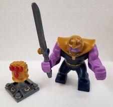 Lego 76107Marvel Superheroes Infinity War Thanos Minifigure & Infinity Gauntlet