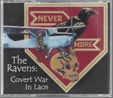 "VIETNAM WAR DVD ""THE RAVENS: COVERT WAR IN LAOS"" - 5-STAR FILM OF HEROES (45min)"