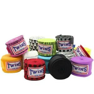 TWINS Hand Wrap 2 Pack 5M Boxing Wraps - 5cm Boxing Glove Inner Wrist Wraps