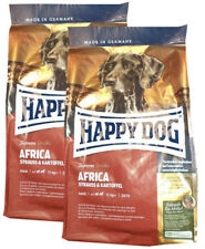 2x12,5kg  Happy Dog Africa Hundefutter ***TOP PREIS***