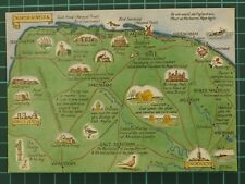 North Norfolk Map unposted
