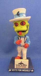 """Everett Aquasox """"Vote For Webbly"""" Minor League Baseball Mascot Bobblehead - 2016"""