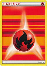 Fire Energy 76/83 XY GENERATIONS 20th ANNI. 2016 Common MINT! Pokemon