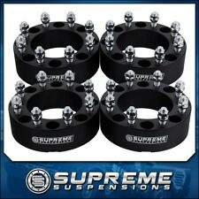 """10-14 Dodge Ram 2500 3500 8x165.1 to 8x170 mm 4x 1.5"""" Wheel Spacer Adapters Kit"""