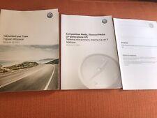 Libretti Uso E Manutenzione Volkswagen Tiguan Allspace Edizione 11/2017