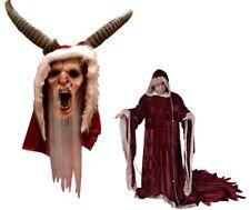 Halloween Christmas Michael Dougherty's Krampus Deluxe Costume & Latex Mask NEW