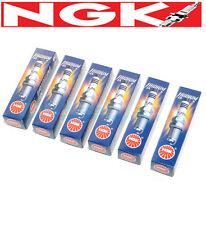 NGK Iridium Spark Plugs LFR6AIX-11 x 6  4.0 1GRFE V6 PRADO 120 Series HILUX V6