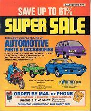 Automotive Parts & Accessories No.71JD 1989 Super Sale 022817nonDBE2