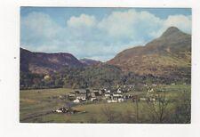 Glencoe Village Argyll 1970 Postcard 722a