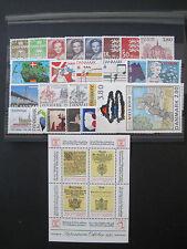 Danmark Dänemark MiNr. 821-852 Jahrgang 1985 postfrisch** (V 040)