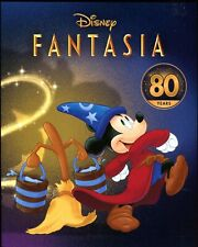 2020 Disney FANTASIA 80 Years - Post Office Pack with 12 Self Adhesive Stamps
