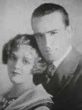 Mr And Mrs Harold Lloyd Mildred Davis 1928 Page Photo Article 7725